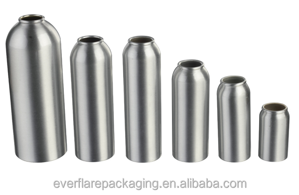 oxygen aerosol can Packaging cosmetic open top