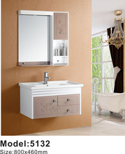 New Wash Basin Cheap Wall Bathroom Vanity/Cabinets