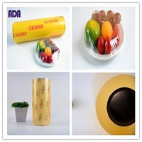 PVC protective plastic film packaging rolls for vegetables