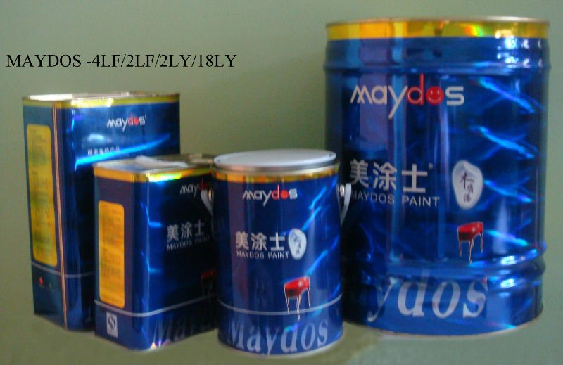 2K Spray Alkyd Enamel paint for Truck Trailer Paint Coating Auto Paint Decoration