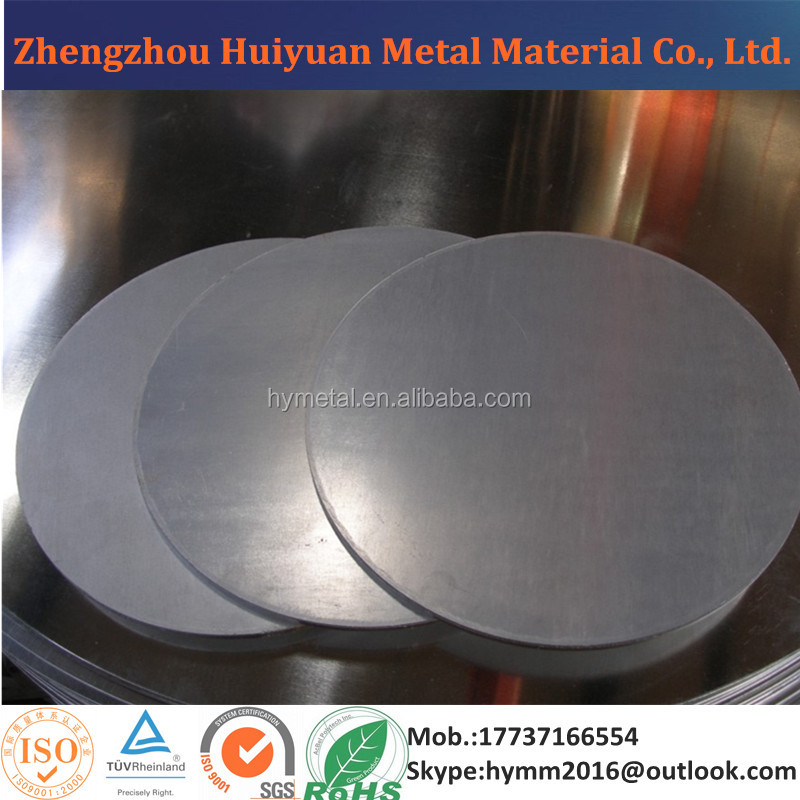 1060, 1100 Aluminum Circle/ Disc for Cookware