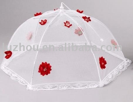 food cover/outdoor food cover/mesh table food cover