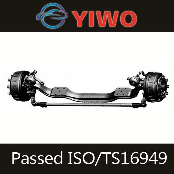 axle customized for japanese brand dongfeng motor company on road truck