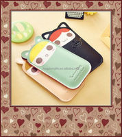 PVC mobile Phone bag,silicone phone cover for apple 4 and 5