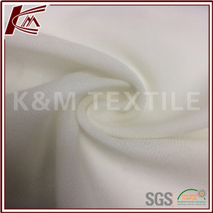 Wool Material 100% W Herringbone Tulle Wool Fabric