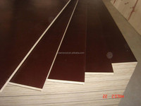 China made cheap 18mm wbp Film faced plywood Marine plywood construction use