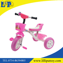 High quality plastic children tricycle