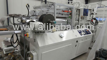 Automatic Presure Thermoforming machine