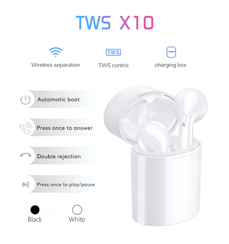 High Quality Manufacture Earphone Wireless