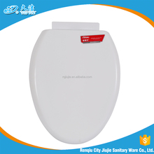 Good quality V shape soft close plastic toilet seat cover