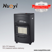New design low prices portable room heater