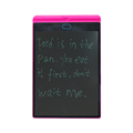 Writing Tablet 8.5-Inch LCD Graphic, Durable Drawing and Writing Board Gift for Office Home