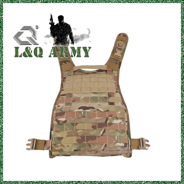 Mexico MOLLE Back Panel RRV Tactical Airsoft Paintball Combat Vest