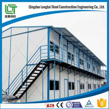 High strength Australia standard steel structure hotel building