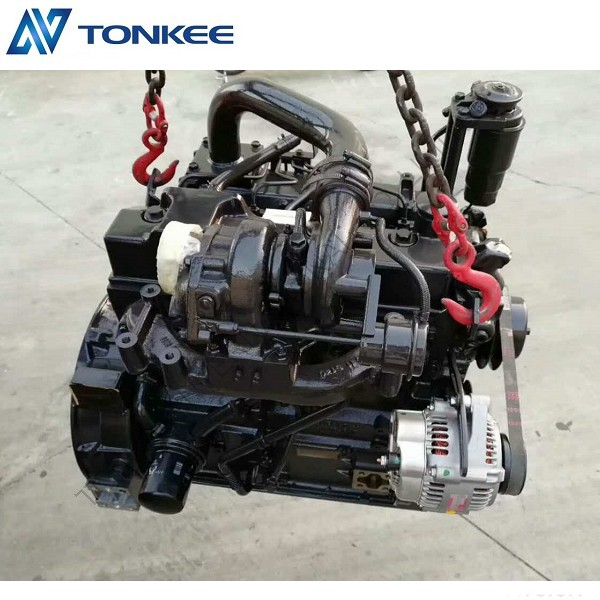 China Supplier B3.3 Engine assy B3.3 Complete engine assy B3.3 Complete engine