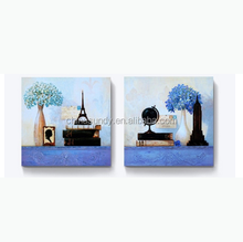 Good quality natural scenery giclee customized canvas printing with low price