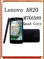 2013 Hot Sell New Product Lenovo a820 smartphone Quad Core Android 4.1 MTK6589 4.5 Inch