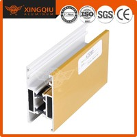 China low price pictures aluminum window and door profile