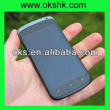 One S mobile phone andriod Z520e cell phone made in Taiwan