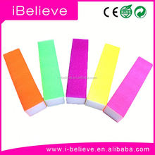 Professional Zebra High quality wooden nail file