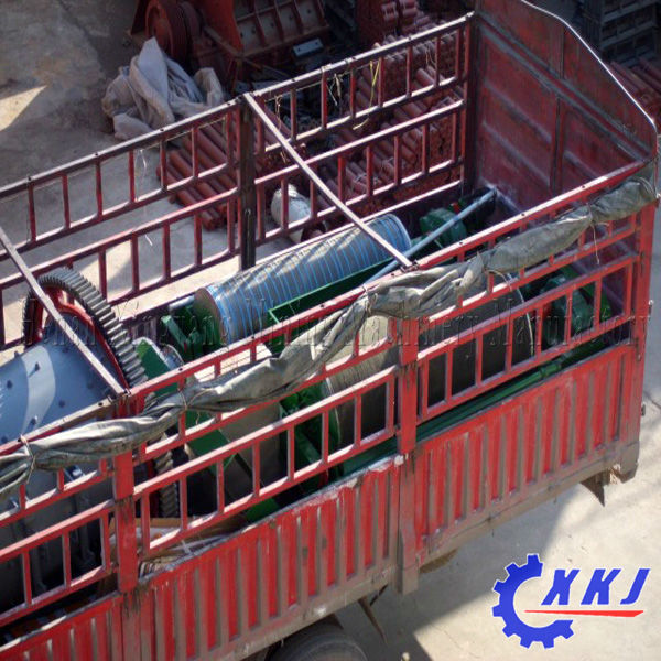 High gradient magnetic separator for iron ore with mature technology