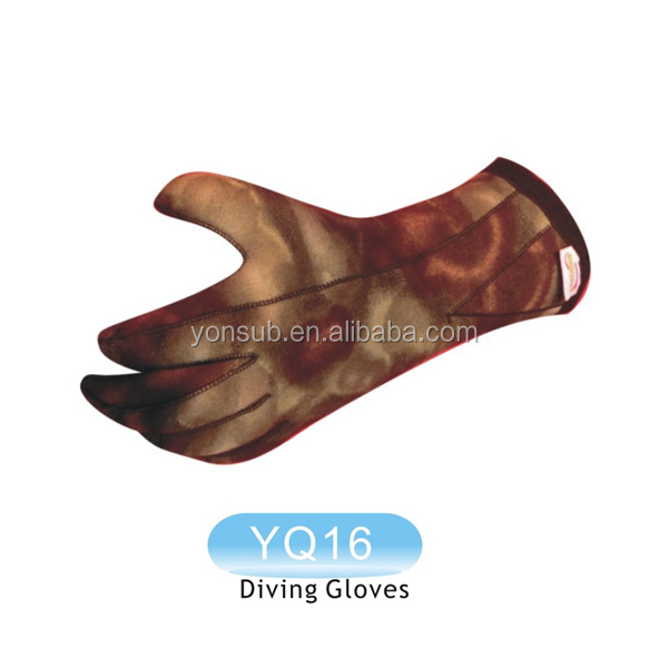 Chinese diving equipments neoprene surf gloves