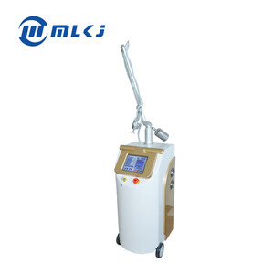 40W Skin Care Fractional CO2 Laser for Surgical Scar Removal