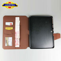 High Quality PU Wallet Case For Samsung Tablet p5200,For Samsung p5200 Flip Case