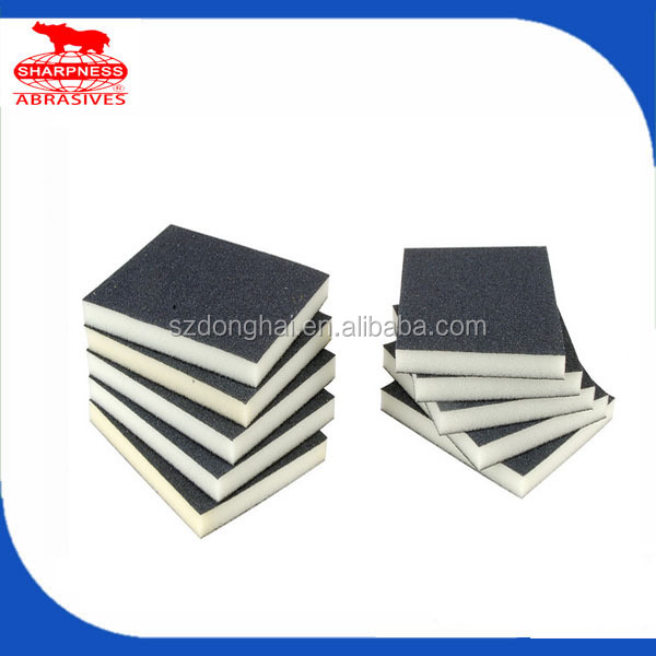 HD405.2 8 shape cleaning sponge pad for auto cars