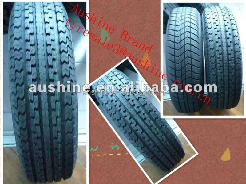 China good quality and cheap trailer tire ST205/75R14 ST 205/75R15 ST 225/75R15 ST235/80R16 passenger car tire