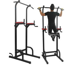 Commercial Leg Raise Fitness Equipment Dip/chin Assist/chin Up Dip Station