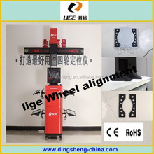 car repairment, 3d wheel alignment/ wheel repairing equipment/ 4-wheel alignment