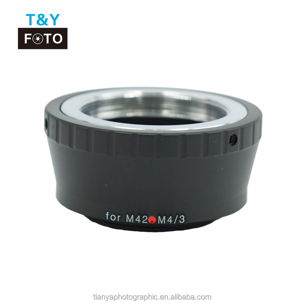 M42 42MM 42 mount lens To Fuji X-Pro1 FX camera lens Adapter x pro1 bayonet adapter ring