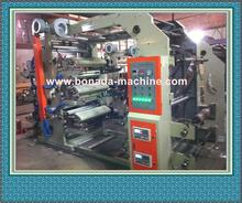 High Speed wide web flexo printing press