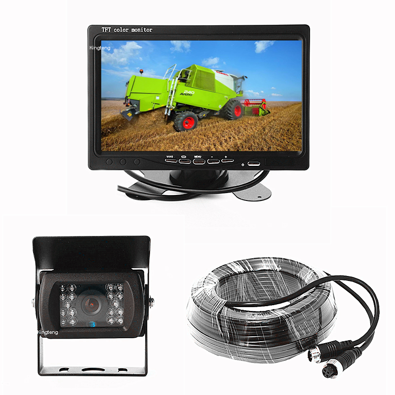 Back Up Camera System DC12V Bus/Truck/Van Car Camera
