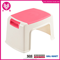 2015 fashion cheap best selling kids stool plastic chair