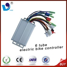 36V/48V,48V/60V DC 6 tube electric bike motor speed controller