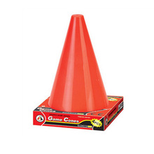 Best Seller Mini Simple Funny Orange Novelty Traffic Cones for Games and Obstacle Courses