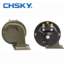 China Chsky electric horn wholesale hot sale Patent Product loud waterproof electric horn 12V electric car horn manufacturer