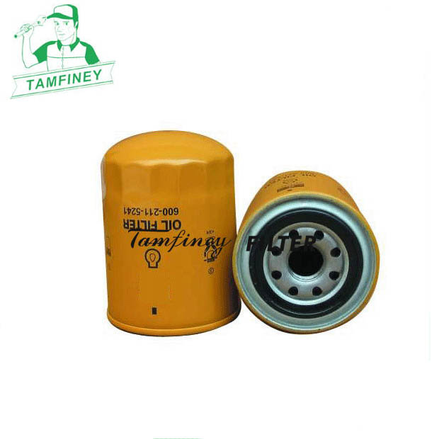 DIESEL ENGINE OIL FILTER 600-211-5240 600-211-5241 600-211-5242 136046R93 30840-50300 KS103-2 LF760 6002115240 6002115242