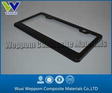 High Strength Carbon Fiber License Plate Frame(1K 3K 6K)