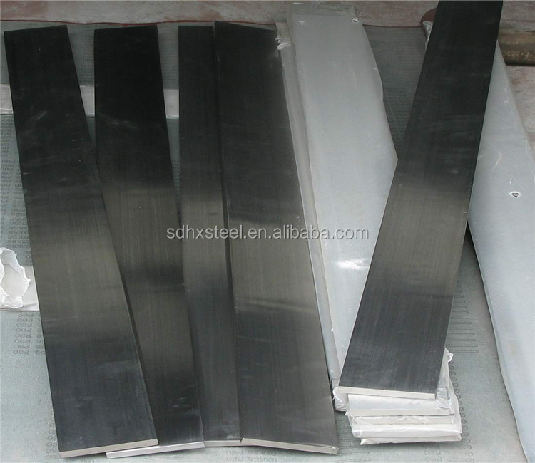 180 # 12mm thickness ss316 brushed mirror polishing surface Leaf Springs stainless steel soild flat bar
