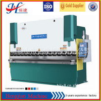 Chinese products auto Delem DA52S WC67K series CNC box and pan bending machine