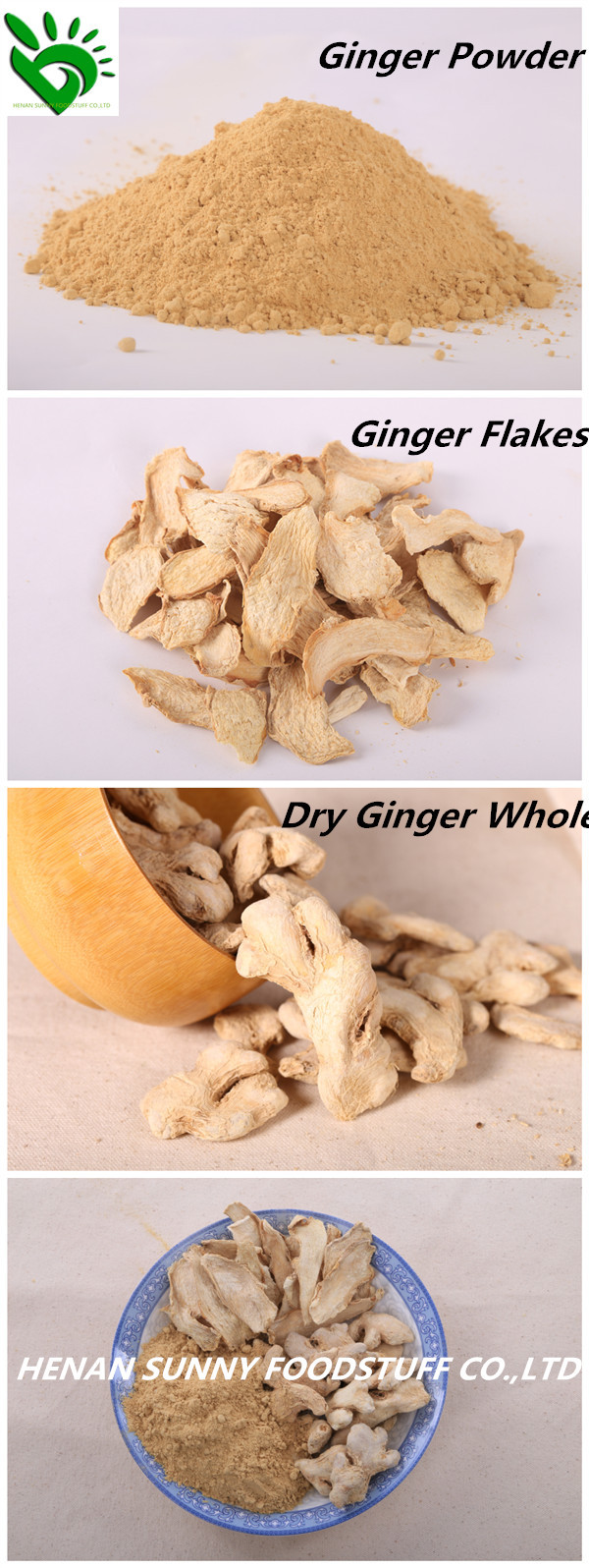 Professional Supplier Dry Ginger