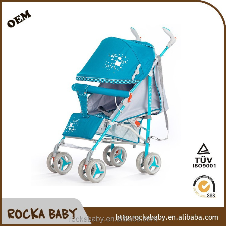 Good Pram stroller and lightweight portable OEM baby carriage