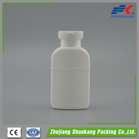 PE pharma bottle for solid medicine