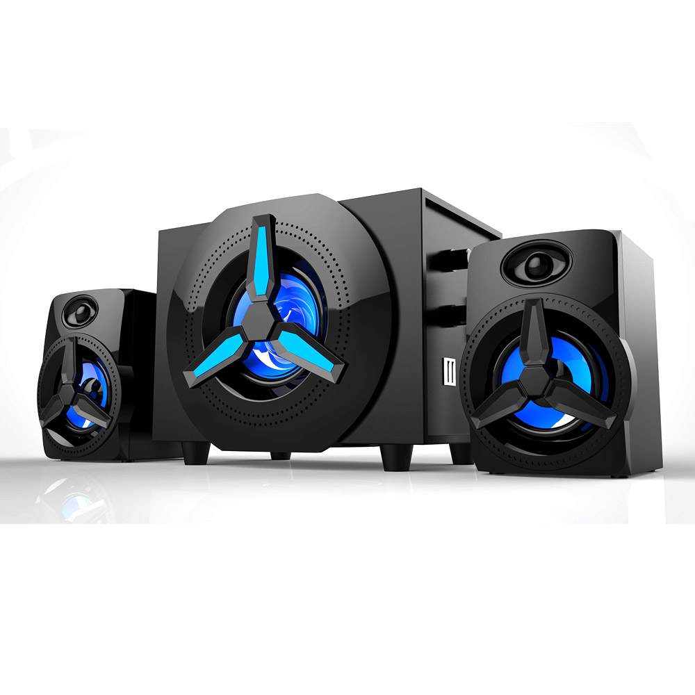 professional Audio hi-fi 2.1 subwoofer multimedia active pa speaker home theater system
