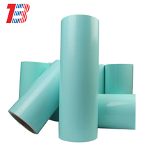Color Printing Release Paper Silicone Coated Glassine Paper