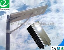 replacable solar led street light garden ip65 waterproof solar led light with motion sl-09p