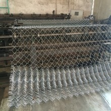 trade assurance high quality diamond shape hot dipped galvanized chain link fence 6x8 fence panels